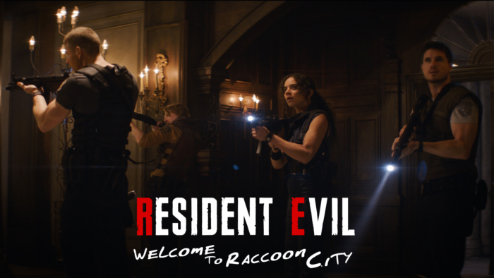 Resident Evil Reboot: First Look at Chris, Jill, Claire, and More