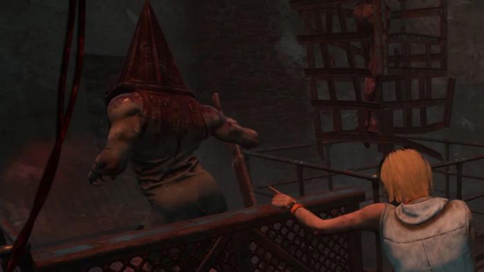 Dead by Daylight Buffs Pyramid Head's Ass (Game Still in Shambles)