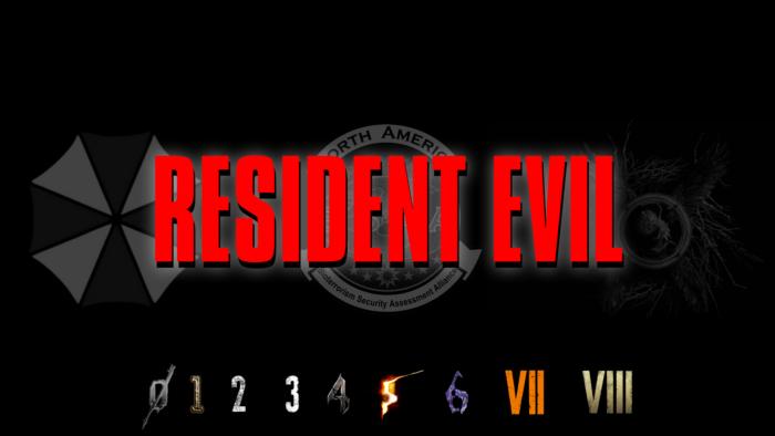 Resident Evil 0-8 Box Sets Released In Japan