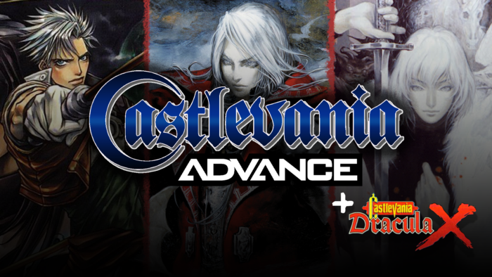 Update: Castlevania Advance Collection Announced