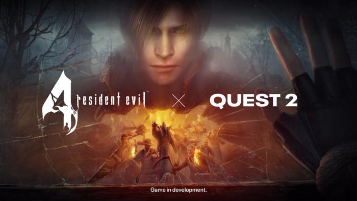 Resident Evil 4 VR Gets New Trailer, Releases 10/21