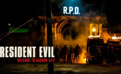 UPDATE: Resident Evil WTRC Trailer Releases Tomorrow, New Stills
