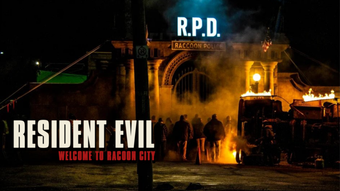 Resident Evil WTRC First Trailer Out Now